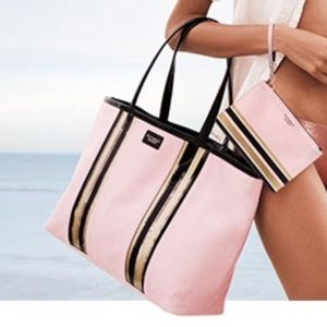 New with tags Victoria's Secret beach tote